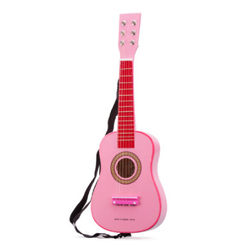 New Classic Toys Gitarre - Pink