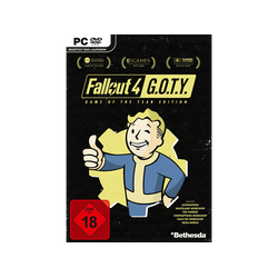 Fallout 4: Game of the Year Edition - [PC]