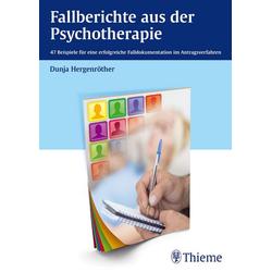 Fallberichte aus der Psychotherapie