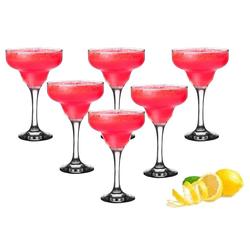 Sendez Cocktailglas Margarita Gläser Marguerita Margarita Bargläser Cocktailgläser, Glas
