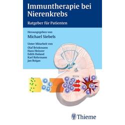 Immuntherapie bei Nierenkrebs: Buch von