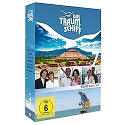 Das Traumschiff - Box 7 - DVD  Filme