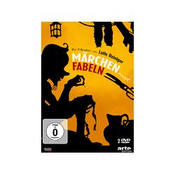 Lotte Reinigers Märchen & Fabeln (Sonderausgabe) DVD