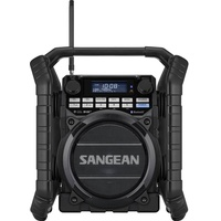 Sangean Utility-40 plus DAB+ schwarz