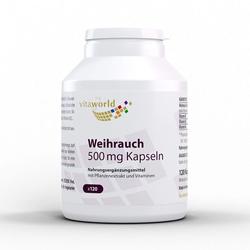 WEIHRAUCH 500 mg Kapseln 120 St.