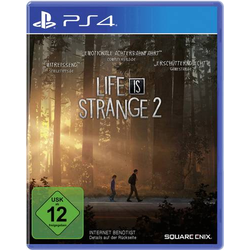 Life is Strange 2 PS4 USK: 12