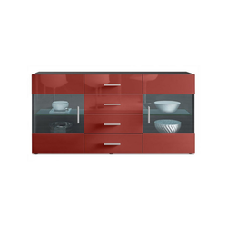 Vladon Sideboard Bari rot