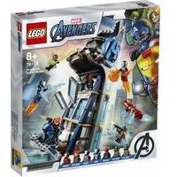 Lego Marvel Super Heroes Avengers – Kräftemessen am Turm 76166