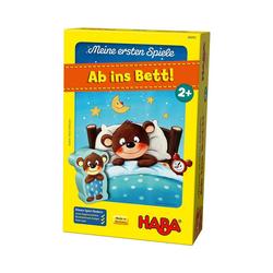 Haba Lernspielzeug Meine ersten Spiele - Ab ins Bett!