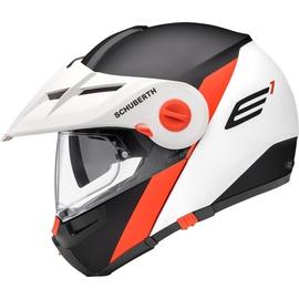 Schuberth E1 Gravity Orange
