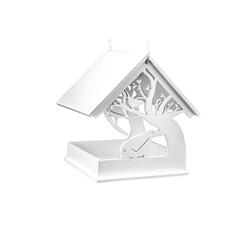 HTI-Line Vogelhaus Vogelhaus Mina weiß