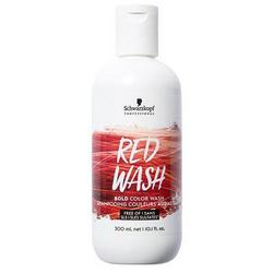 Schwarzkopf Professional Bold Color Wash 300ml, Red Wash