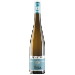 Riesling Nierstein Erste Lage trocken - 2018 - Schätzel - Deutscher Weißwein