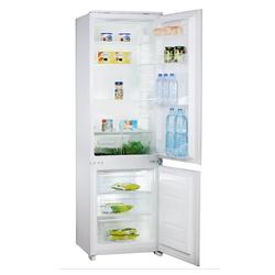 PKM Einbaukühlgefrierkombination KG275.4 EB, 177.2 cm hoch, 54 cm breit, Kühlschrank Schlepptür 249 Liter