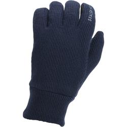 Sealskinz Strickhandschuhe Windproof All Weather blau S