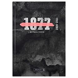 Schülerkalender Neon  A5  2020/2021 - Kalender