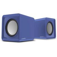 SpeedLink TWOXO Stereo Speakers blue