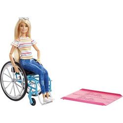 Barbie Rollstuhl und Puppe GGL22
