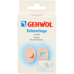GEHWOL Zehenringe oval 9 St.