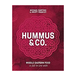 Hummus and Co. Michael Rantissi  - Buch