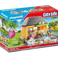 Playmobil City Life Mein Supermarkt 70375