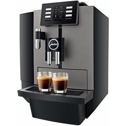 JURA X6 Dark Inox (15416) + 2 Pakete Jura Kaffee GRATIS!