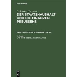 Die Eisenbahnverwaltung: eBook von G. Strutz