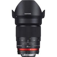 Samyang 35mm F1,4 AS UMC