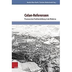 Celan-Referenzen - Buch