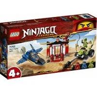 Lego Ninjago Kräftemessen mit dem Donner-Jet 71703
