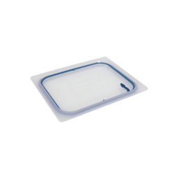 SCHNEIDER GN Deckel mit Silikondichtung, Robuster Deckel für GN-Behälter für den Gastrobedarf, Maße (L x B x H): 32,2 x 26,3 x 1,13 cm