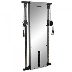 Taurus Design Line Dual Pulley 66 kg, verspiegelt