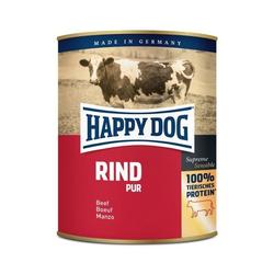 HAPPY DOG Rind Pur 800 g