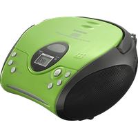 Lenco SCD-24 grün