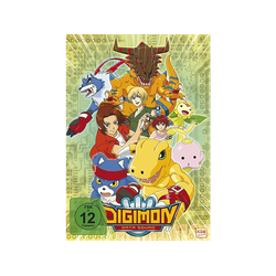 Digimon Data Squad - Vol. 1 DVD