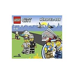 LEGO® City 1-3 - Hörspiel-Box
