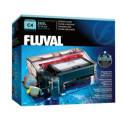 Fluval C Clip-on-Filter, C4 - 22,4 x 21 x 21,5 cm