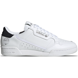 adidas Continental 80 cloud white/cloud white/core black 38