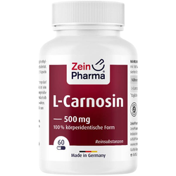 L-CARNOSIN 500 mg Kapseln 60 St.