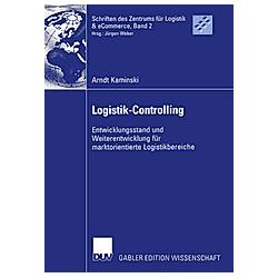 Logistik-Controlling. Arndt Kaminski  - Buch