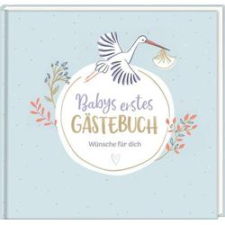 Gästebuch - Babys erstes Gästebuch
