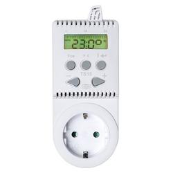 tectake Thermostat für Steckdose TS10 Smartes Heizkörperthermostat