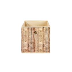 ebuy24 Aufbewahrungsbox Wucan Aufbewahrungsbox braun.