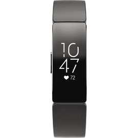 Fitbit Inspire HR schwarz
