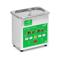 Ulsonix - Ultraschallgerät Edelstahl Ultraschallreiniger Ultraschallreinigungsgerät 0 7L