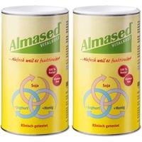 Almased Vitalkost Pulver 2 x 500 g