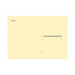 RNK Postzustellungsumschlag äußerer Umschlag 2049 B4 gelb 250 Stück