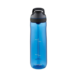 CONTIGO Trinkflasche blau