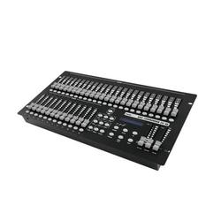 Eurolite DMX Commander 24/48 Controller DMX Controller 48-Kanal 19 Zoll-Bauform, Musiksteuerung
