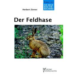 Der Feldhase als Buch von Herbert Zörner